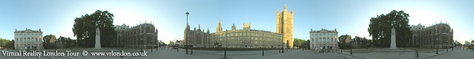 London virtual tour
